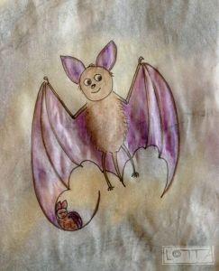 Bat! med logan